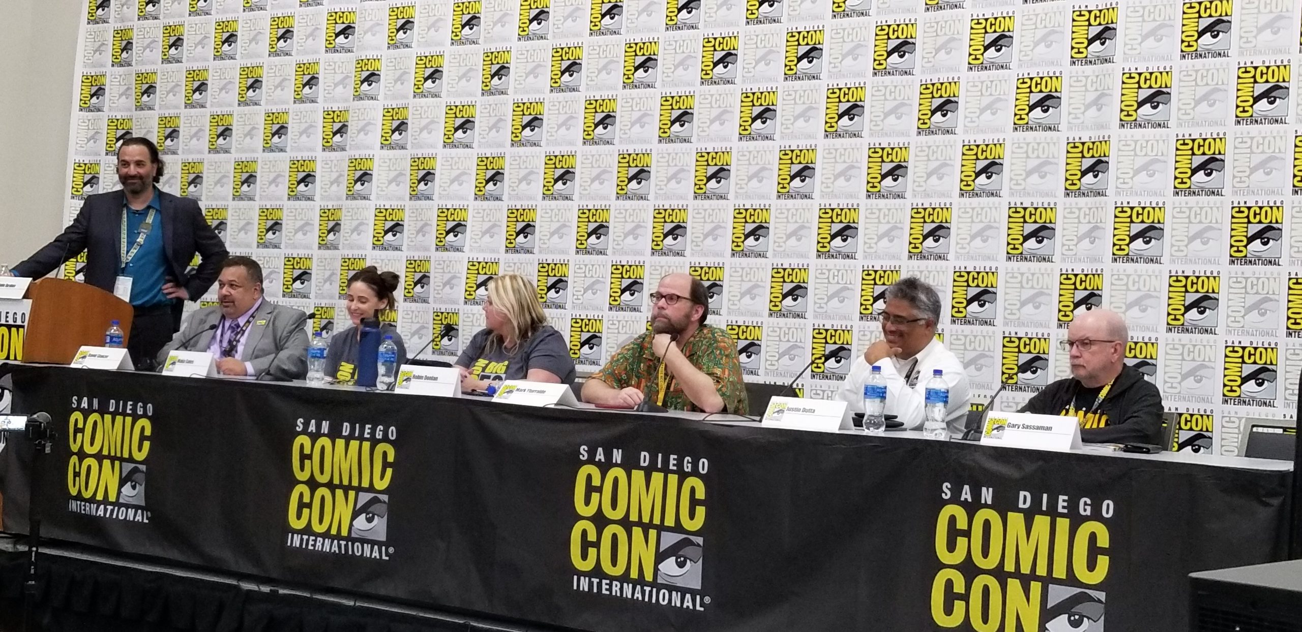 "SDCC '19: ""Comic-Con Now"" panel highlights a team effort to keep the con moving & growing - The Beat"
