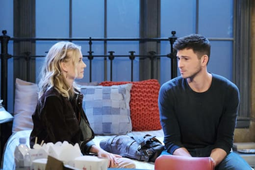 Ben Gets a Sign - Days of Our Lives