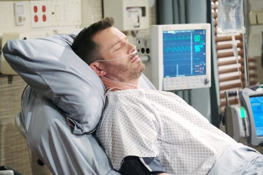 Brady Gets Shot - Days of Our Lives