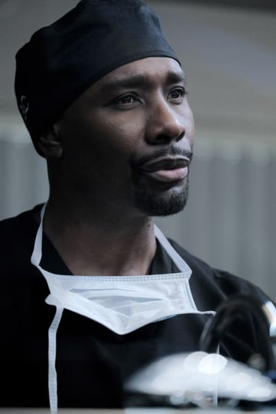 Cain Unmasked - The Resident Season 3 Episode 3