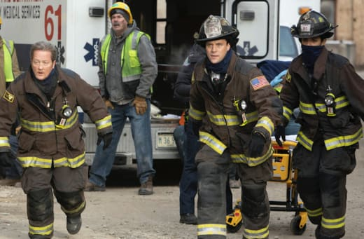 Casey, Kidd, and Mouch long - Chicago Fire Season 9 Episode 4