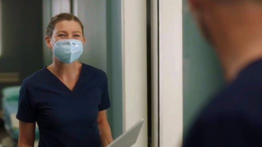 Dealing With the Pandemic - Grey's Anatomy