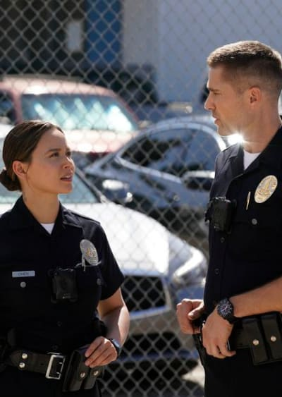 Is It an Accident? - The Rookie Season 2 Episode 8