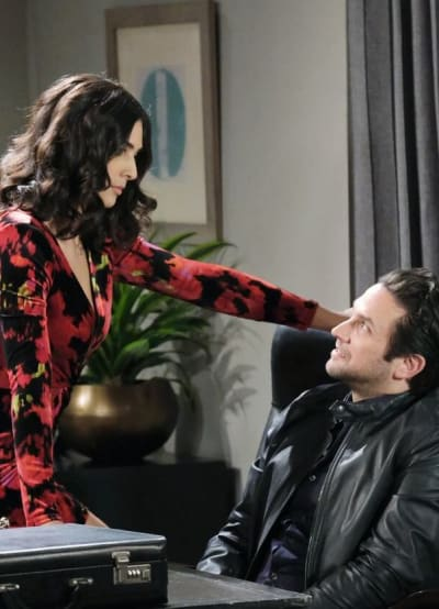 Jake's Latest Compromising Position/Tall - Days of Our Lives