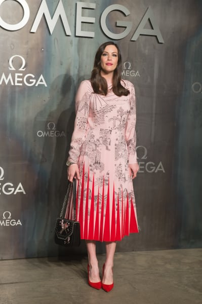 Liv Tyler Attends Party