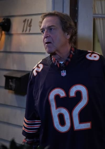 Ready For Game Day - The Conners Season 3 Episode 9