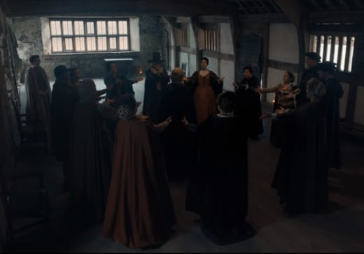 Welcomed with Open Arms - A Discovery of Witches Season 2 Episode 2