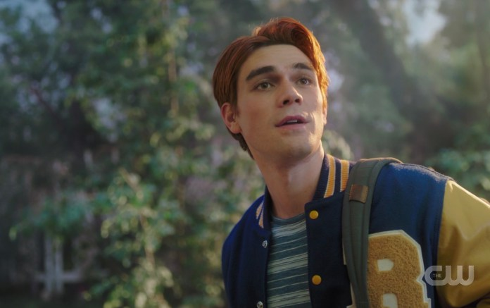 Archie Andrews is leaving Riverdale for the army