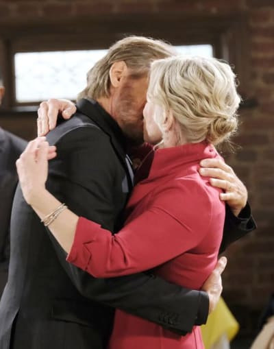 A Surpise Stayla Wedding/Tall - Days of Our Lives