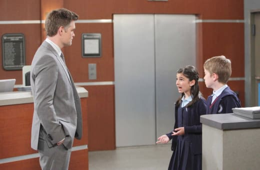 Aiden's Secret - Days of Our Lives
