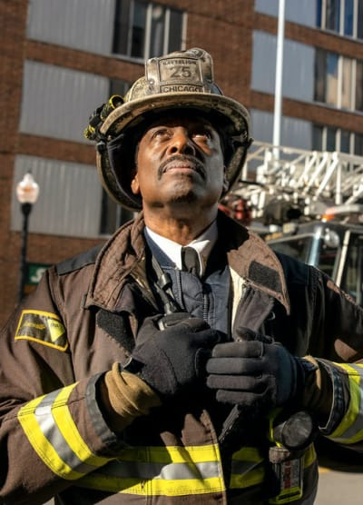 Boden takes charge - Chicago Fire Season 9 Episode 5