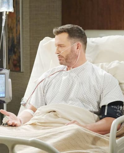 Brady Awakens/Tall - Days of Our Lives