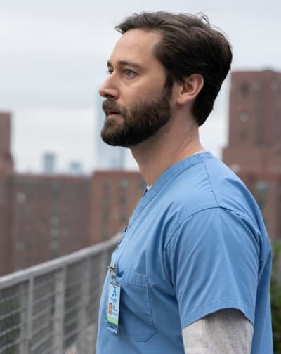 Breaking the System - Tall - New Amsterdam Season 3 Episode 1