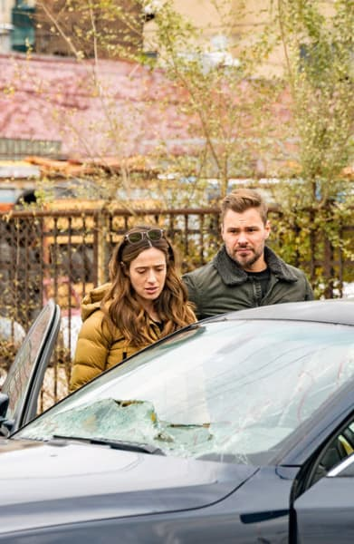 Burzek - Chicago PD Season 8 Episode 5