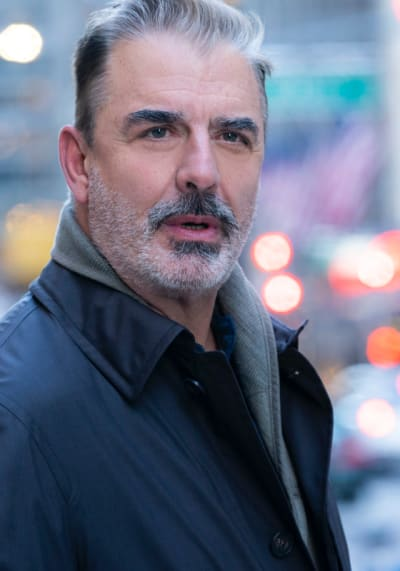 Chris Noth as William - The Equalizer Season 1 Episode 1