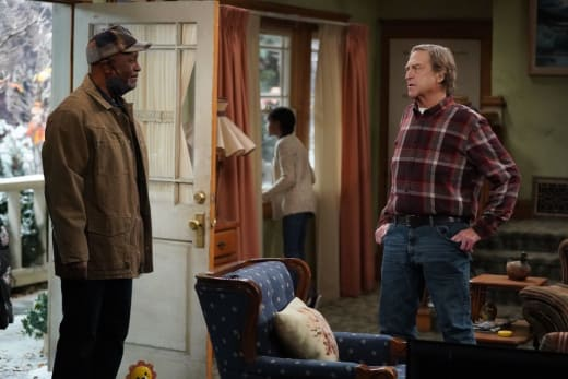 Chuck Can't Wait - The Conners Season 3 Episode 10