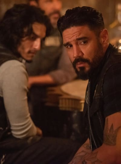 Coco And Angel - Mayans M.C. Season 2 Episode 3