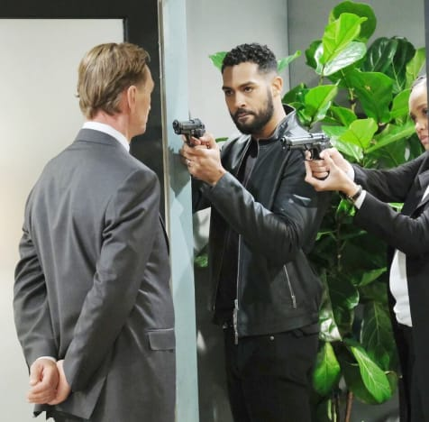 Confronting the Kidnappers/Tall - Days of Our Lives