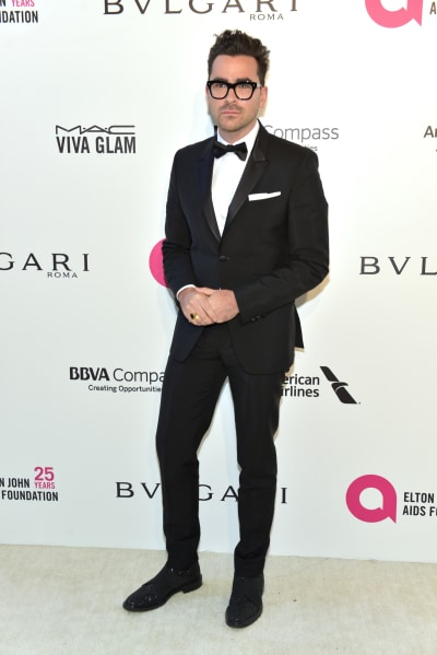 Daniel Levy Attends Event