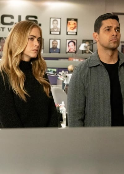 Former Inmate is Suspect - NCIS Season 18 Episode 7