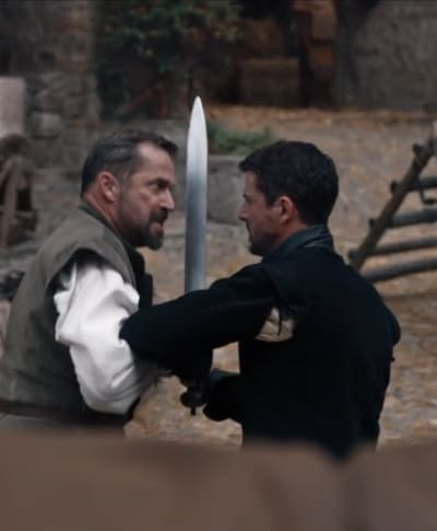 How Long - A Discovery of Witches Season 2 Episode 6