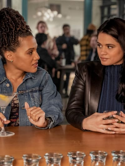 Mel and Ruby - Charmed (2018) Season 3 Episode 2 - Charmed (2018)