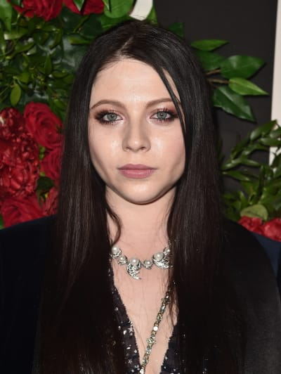 Michelle Trachtenberg Attends Launch Event