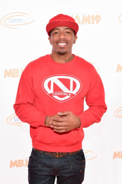 Nick Cannon Attends Event in 2019