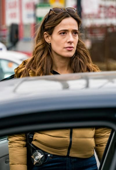 Old Case New Burgess - Chicago PD Season 8 Episode 5