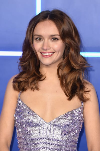 Olivia Cooke Attends Ready Player One Premiere