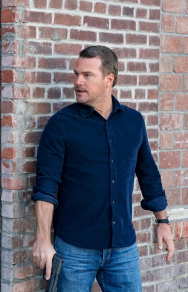 Searching for Anna - NCIS: Los Angeles Season 12 Episode 10