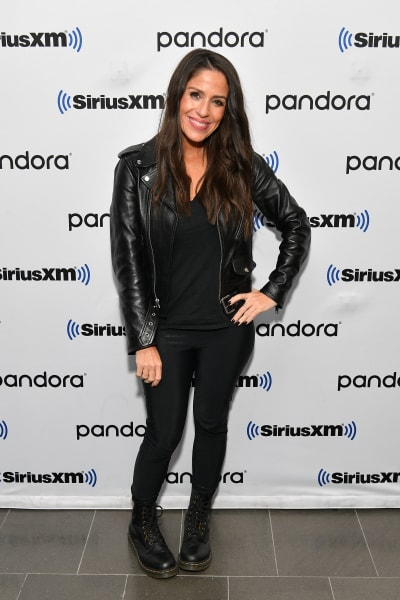 Soleil Moon Frye Attends Sirius XM Event