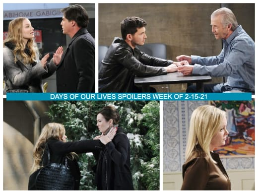 Spoilers Week of 2-15-21 - Days of Our Lives
