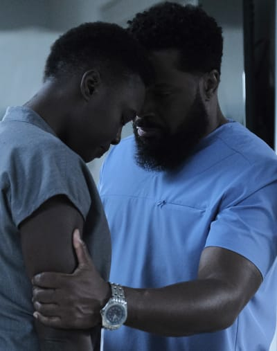 Tender Love and Comfort - Tall - The Resident Season 4 Episode 5