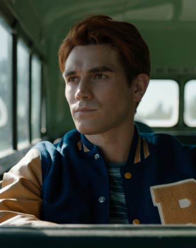 Uncertain Future - Riverdale Season 5 Episode 3