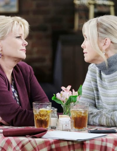 Upset about Jack - Days of Our Lives