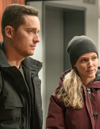 Visiting Homicide - Chicago PD Season 8 Episode 6