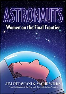 cover art for Astronauts - women's history