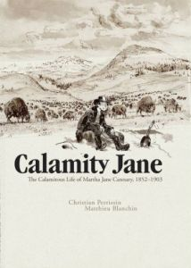 cover art for Calamity Jane - women's history