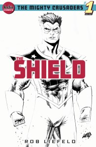 Rob Liefeld The Shield