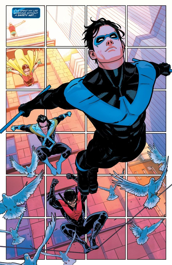 Nightwing 79 Preview Page