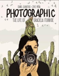 women's history - cover art for Photographic