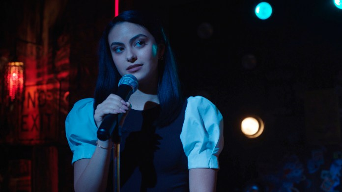 Veronica sings Shallows on Riverdale