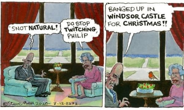 Comic Folk React To The Death Of Prince Philip