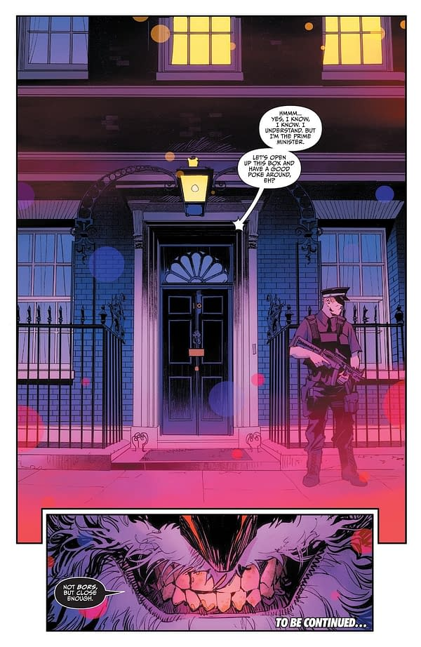 Twelve Issues Of Once & Future Just Leading Up To The Biggest Pun?