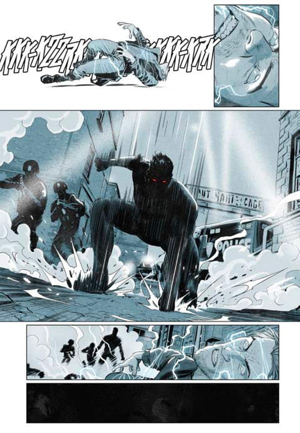 First Look: Superman & The Authority by Grant Morrison & Mikel Janin
