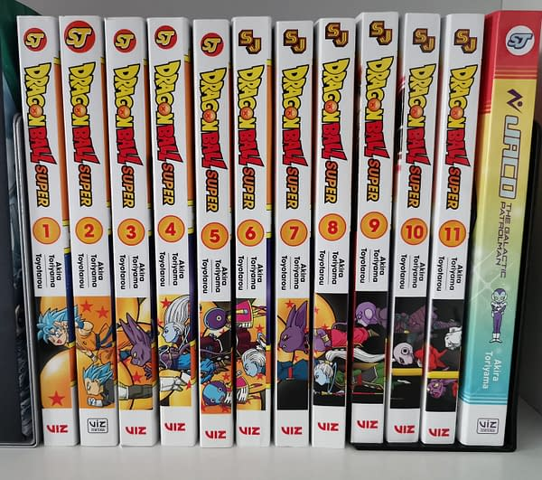 When Graphic Novel Volumes Just Dont Stack Up On The Bookshelf