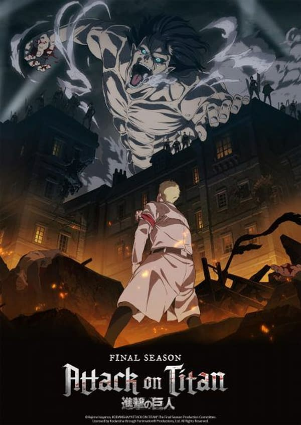 Attack on Titan is the Game of Thrones of Anime