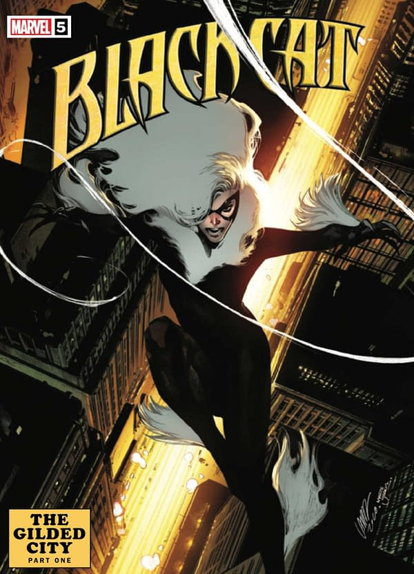 Black Cat #5 Review: Really Engaging Storytelling