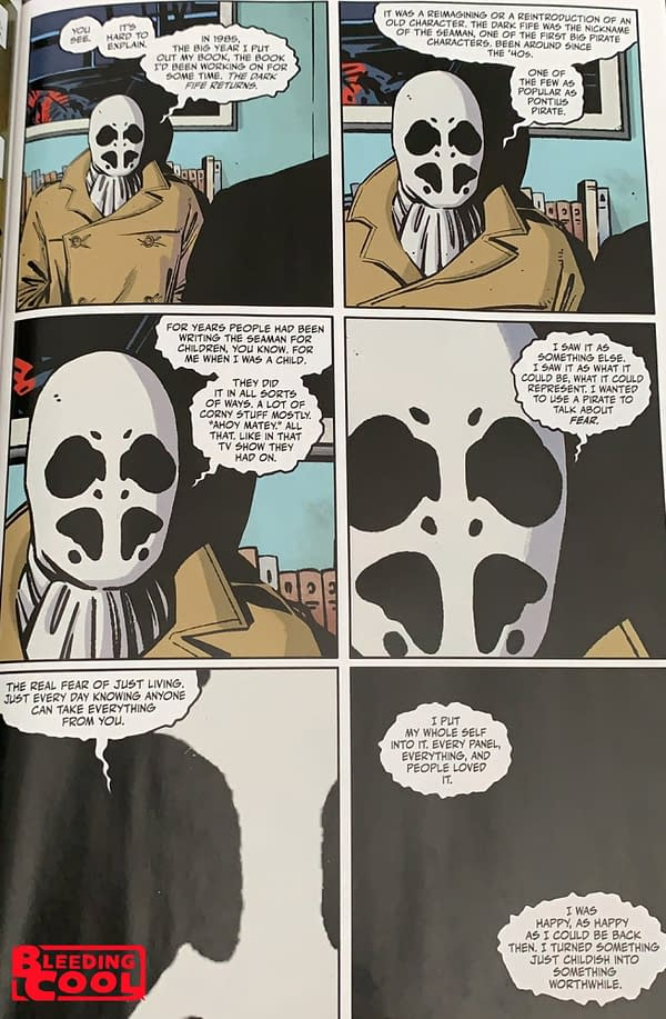 Rorschach #7 May Be The Maddest Comic Of The Year (Spoilers)